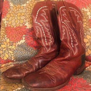 Lucchese Cowboy Boots sz 10.5D